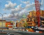 Crane, Bowery