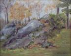 Eileen Melvin, Rocks on Hudson